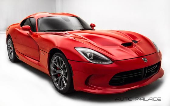 2013 Dodge Viper GTS:24 car images available
