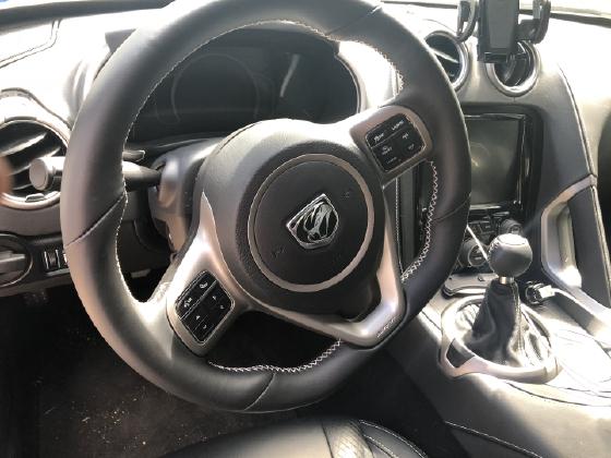 2017 Dodge Viper GTS