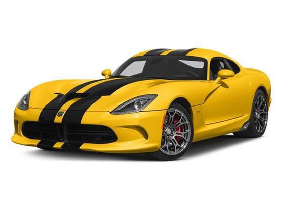 2013 Dodge Viper GTS : Car has generic photo
