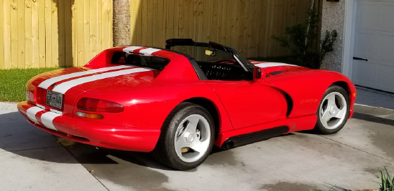 1994 Dodge Viper RT-10:6 car images available
