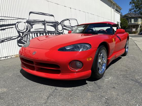 1996 Dodge Viper RT-10:12 car images available