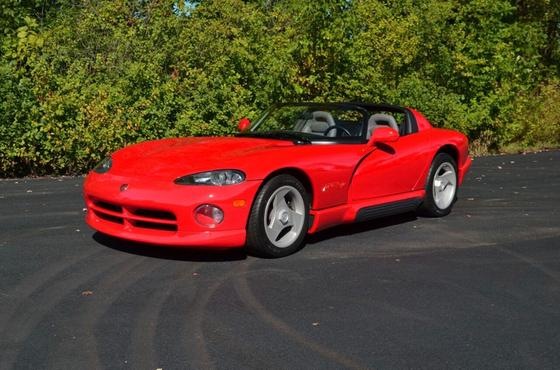 1994 Dodge Viper RT-10:24 car images available