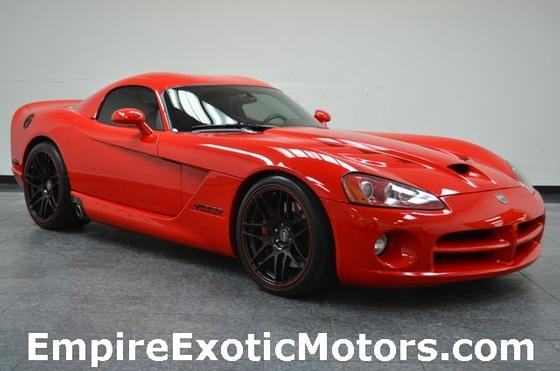 2009 Dodge Viper SRT-10:24 car images available