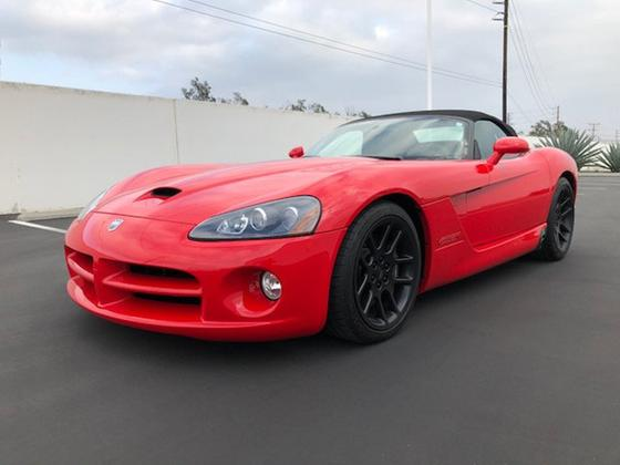 2003 Dodge Viper SRT-10:24 car images available