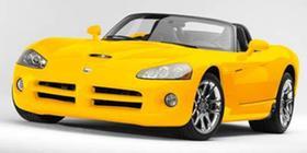 2005 Dodge Viper SRT-10 : Car has generic photo