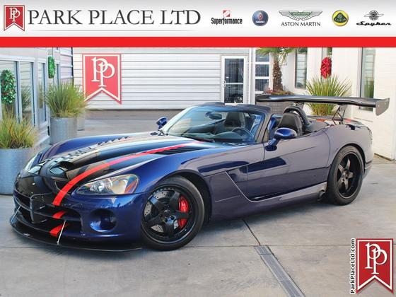 2005 Dodge Viper SRT-10:12 car images available
