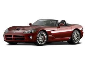2008 Dodge Viper SRT-10 : Car has generic photo