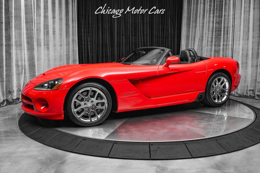 2003 Dodge Viper SRT-10:24 car images available