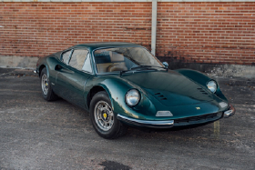 1973 Ferrari 246 GT Dino:4 car images available