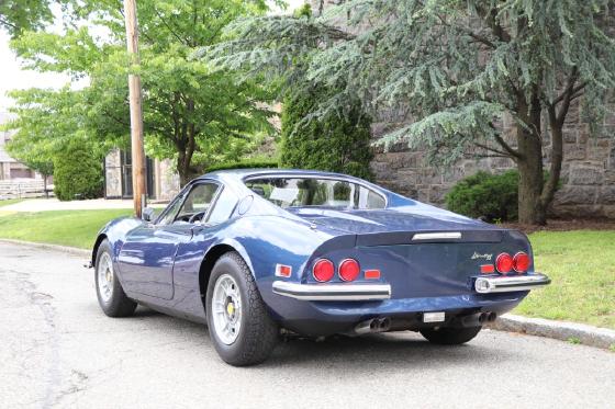 1972 Ferrari 246 GT Dino