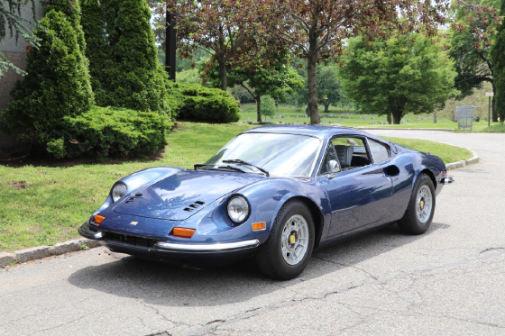 1972 Ferrari 246 GT Dino:5 car images available