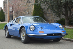 1971 Ferrari 246 GT Dino:10 car images available