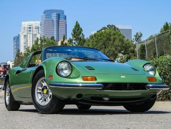 1974 Ferrari 246 GTS Dino:6 car images available