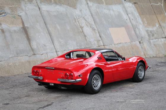 1974 Ferrari 246 GTS Dino
