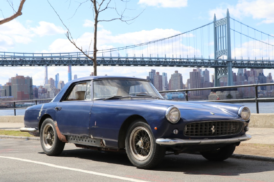 1960 Ferrari 250 GT:5 car images available