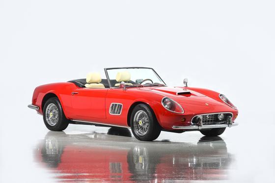 1962 Ferrari 250 GT:19 car images available