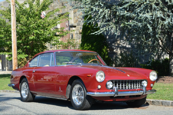 1962 Ferrari 250 GTE:10 car images available