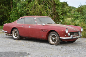 1961 Ferrari 250 GTE:6 car images available