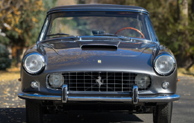 1960 Ferrari 250 PF Cabriolet:12 car images available
