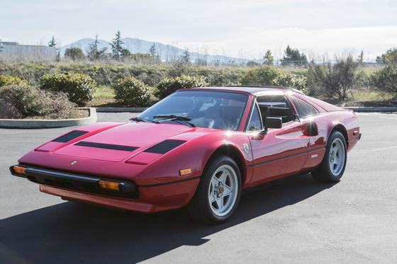 1985 Ferrari 308 :9 car images available