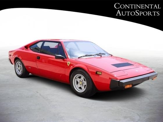 1975 Ferrari 308 GT4:24 car images available