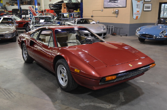1981 Ferrari 308 GTB:24 car images available