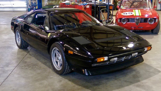1982 Ferrari 308 GTB:8 car images available