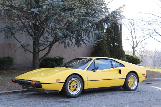 1977 Ferrari 308 GTB:5 car images available