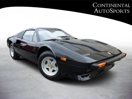 1979 Ferrari 308 GTS:24 car images available