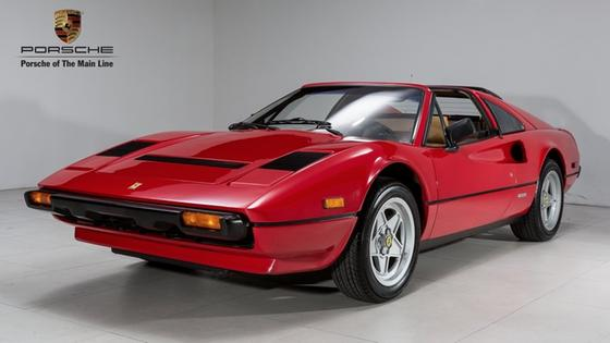 1985 Ferrari 308 GTS:20 car images available
