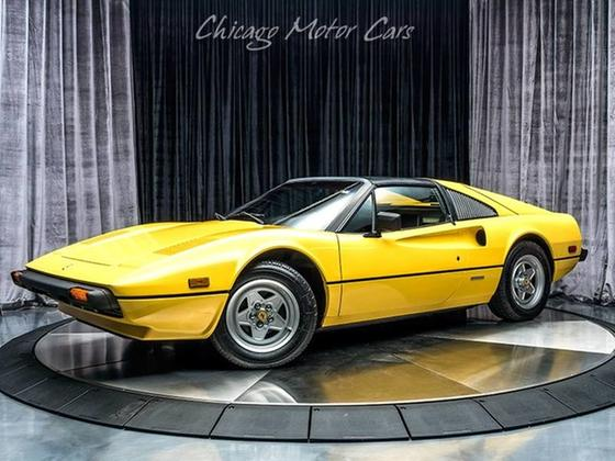 1982 Ferrari 308 GTS:24 car images available