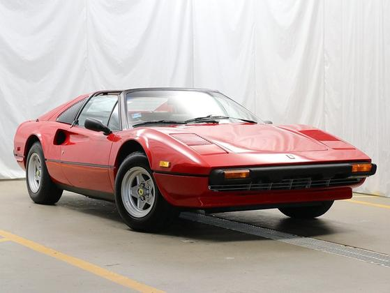1978 Ferrari 308 GTS:24 car images available