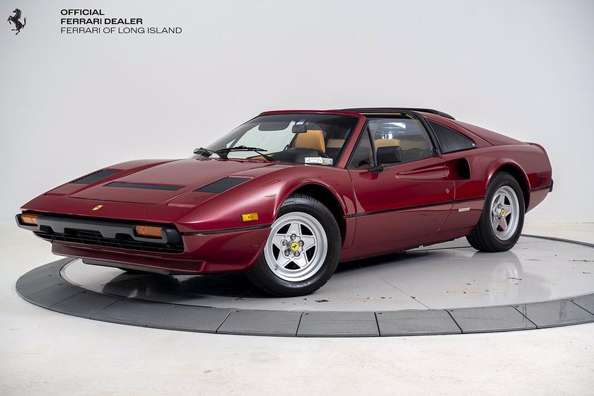 1983 Ferrari 308 GTS:24 car images available