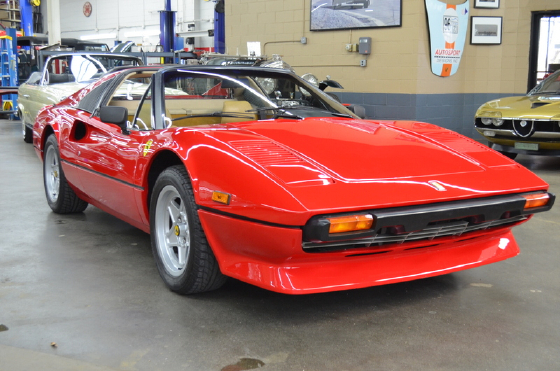1981 Ferrari 308 GTSi:10 car images available