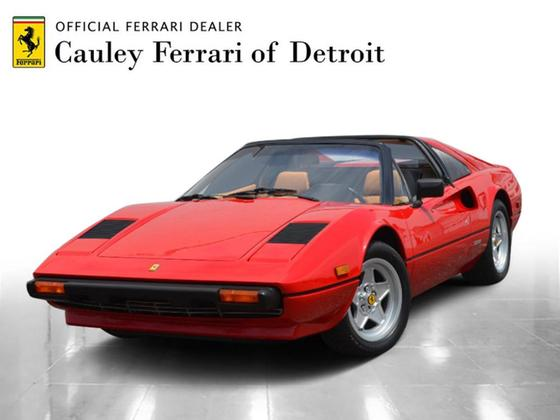 1981 Ferrari 308 GTSi:24 car images available