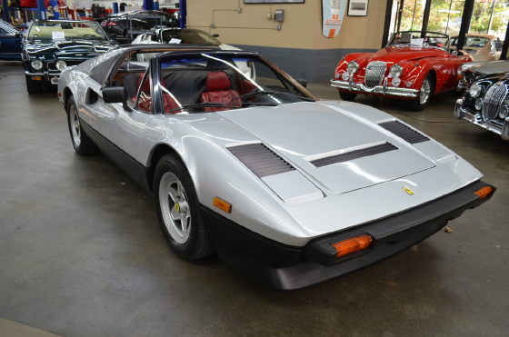 1983 Ferrari 308 GTSi:10 car images available