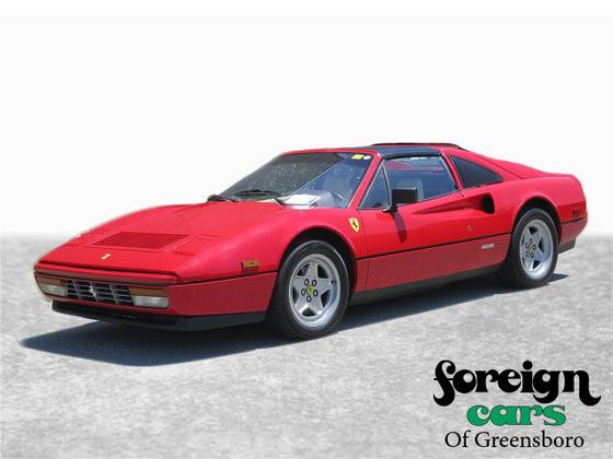 1988 Ferrari 328 GTS:24 car images available
