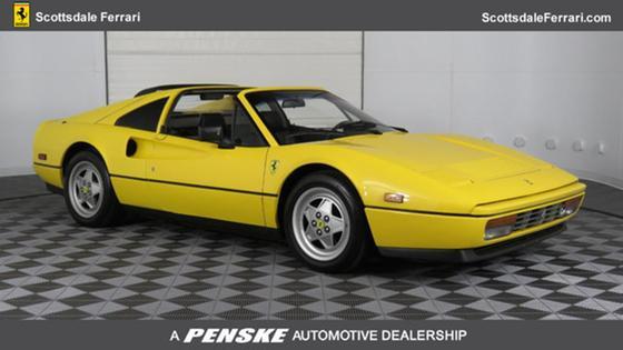 1989 Ferrari 328 GTS:24 car images available