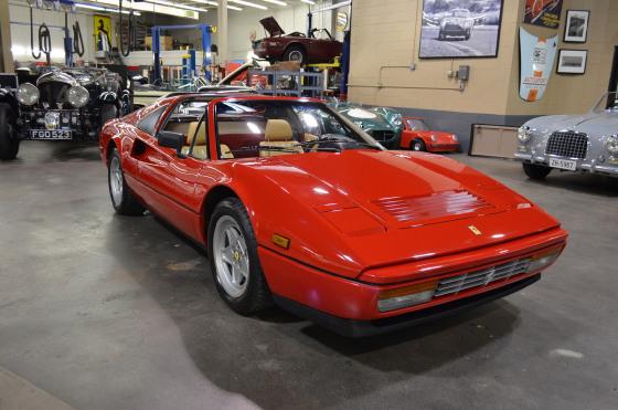 1987 Ferrari 328 GTS:24 car images available