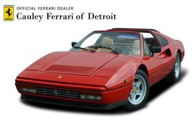 1987 Ferrari 328 GTS:24 car images available