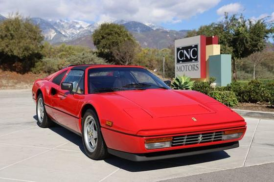 1989 Ferrari 328 GTS:24 car images available