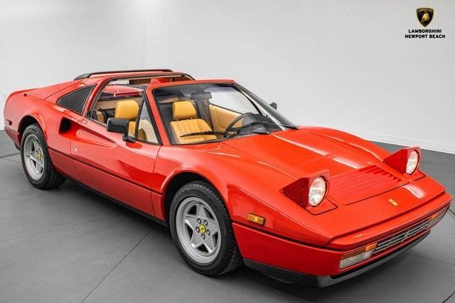 1986 Ferrari 328 GTS : Car has generic photo