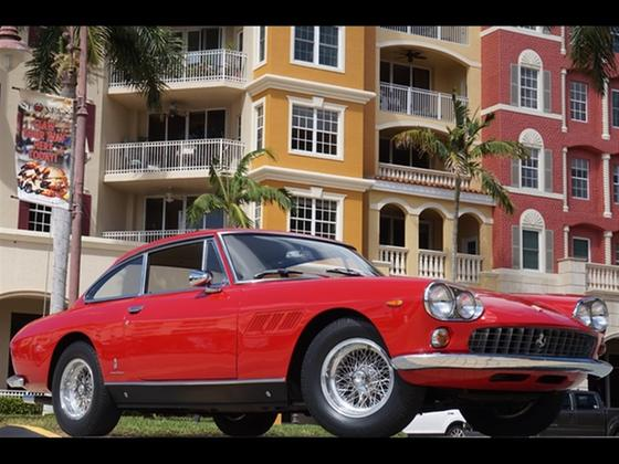 1966 Ferrari 330 GT 2+2:24 car images available