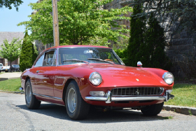 1967 Ferrari 330 GT 2+2:8 car images available