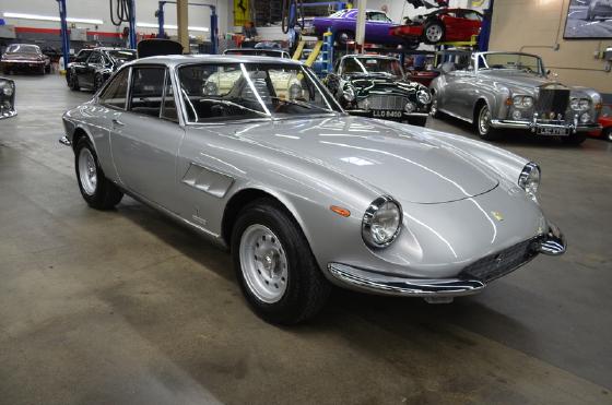 1968 Ferrari 330 GTC:10 car images available