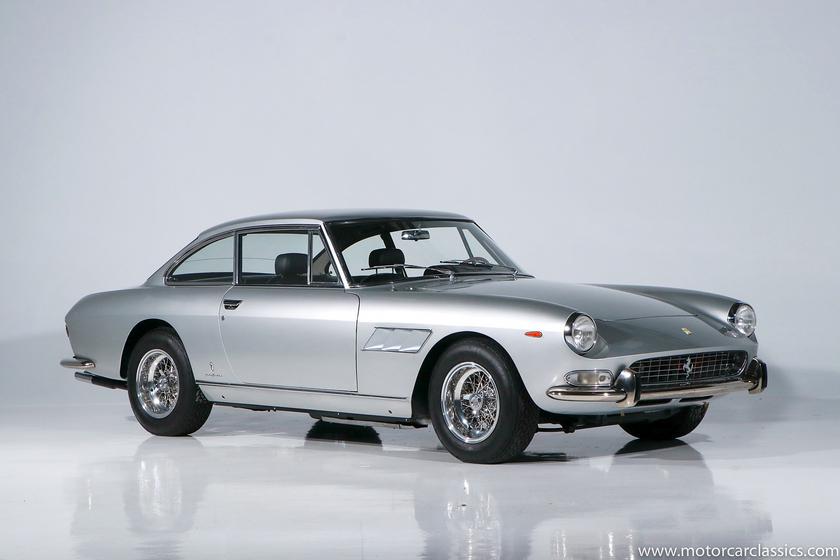 1967 Ferrari 330 GTC:24 car images available