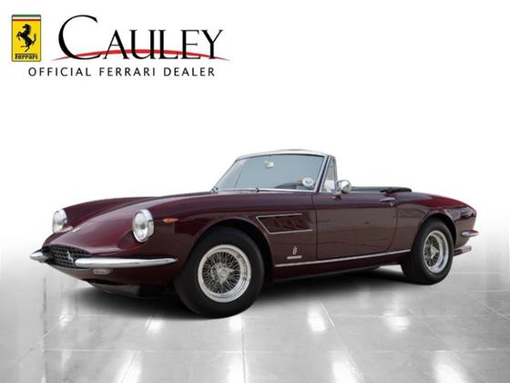 1967 Ferrari 330 GTS:24 car images available