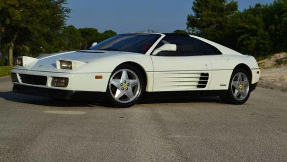 1990 Ferrari 348 :11 car images available