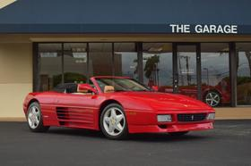 1995 Ferrari 348 Spider:24 car images available