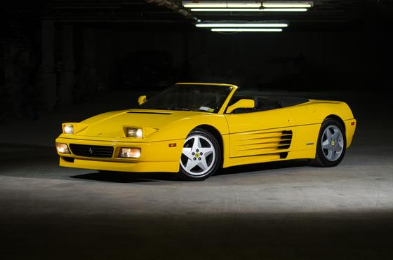 1995 Ferrari 348 Spider